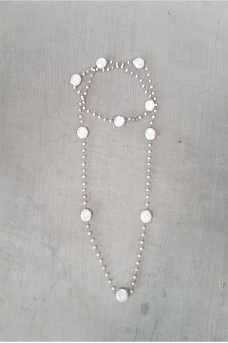 Necklace Big Pearl