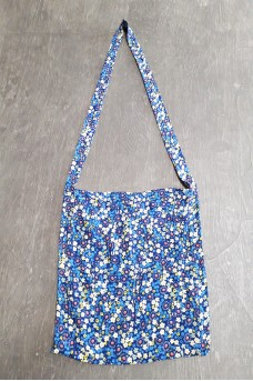 Tote Print Fujet Bag Long Handle