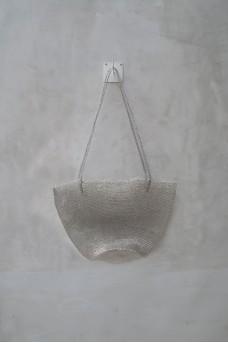 Metalic Bag Long Handle
