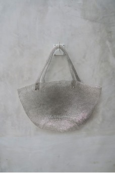 Metalic Bag Short Handle