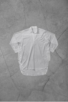 Beach Dress Shirt in Cotton