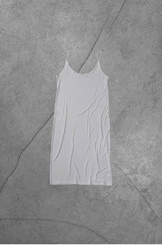 Tali Midi Cami Dress in Viscose
