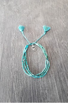 Amazone Beads Bracelet 3 Line