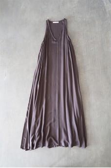 Singlet V Dress  Double Material