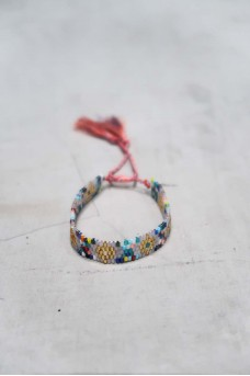 Beads Flat Bracelet