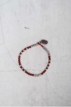 Silver Bracelet Mix Stone