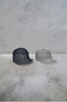 Metalic Hat Umbo Huki