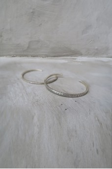 Cross Bracelet Silver