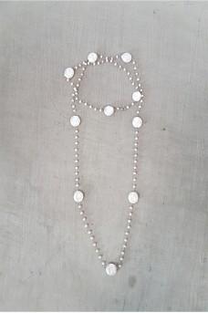 Necklace Big Pearl