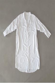 Beach Shirt Open Dress