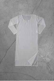 Saint-Tropez Tunic Dress in Cotton