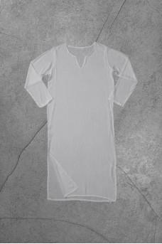 Saint-Tropez Tunic Dress in Rayon Woven