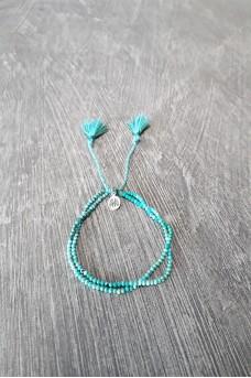 Amazone Beads Bracelet 2 Line
