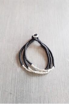 Bracelet Triple Silver