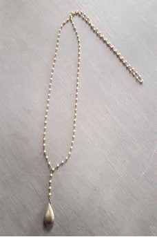 Necklace Stone with Pendant