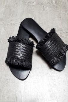 Sandal Rattan Slop