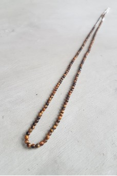 Necklace Stone Tiger Eye