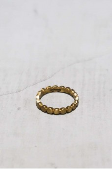 Dot Ring Gold Dopp