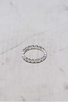 Dot Ring Dop Silver