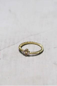 Flower Ring Gold